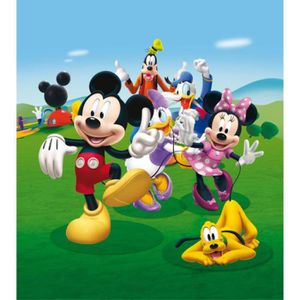Frise mickey achat vente frise mickey pas cher black friday le 24 11 cdiscount - Mickey mouse et ses amis ...