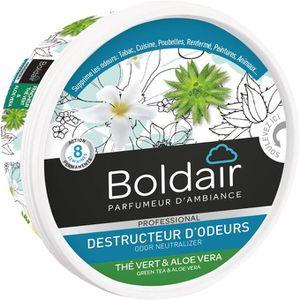 DÉSODORISANT INTÉRIEUR Gel destructeur d'odeur - thé vert - 300 g