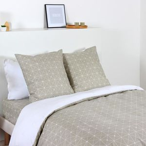 housse de couette achat vente housse de couette pas cher soldes d s le 27 juin cdiscount. Black Bedroom Furniture Sets. Home Design Ideas