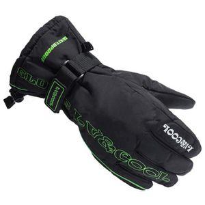 GANTS - SOUS-GANTS Gants Moto Scooter Green Motor Gloves Équipement d