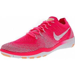 wholesale dealer 66601 2b59b Nike Flyknit 2, chaussures d entraînement pour femmes, focus libre T5YB8  Taille-