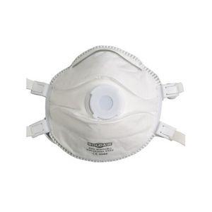 MASQUE DE PROTECTION Demi-masque classique avec valve. FFP3 NR D. Boîte d79ae04c5703