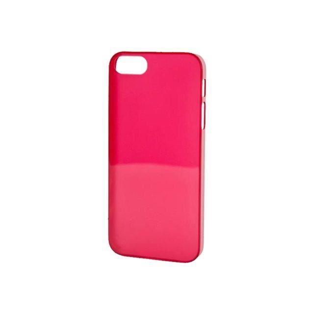 Xqisit Coque pour Iphone 5 Rouge