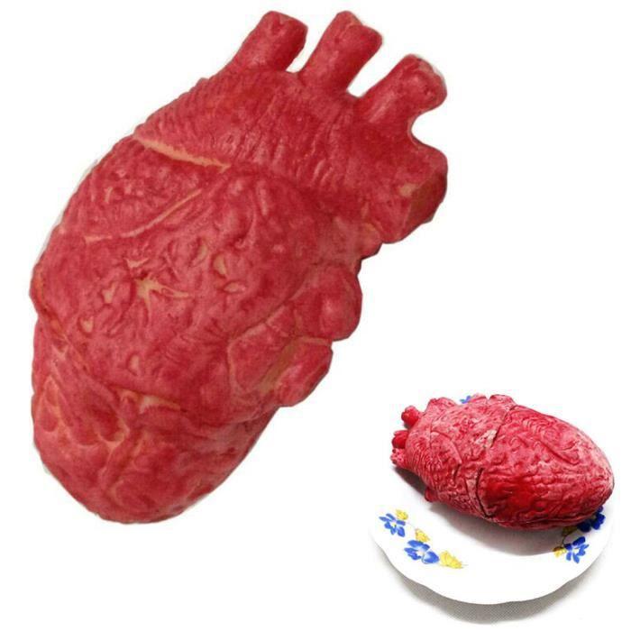 Coeur Humain Photo toussaint coeur humain décoration - achat / vente bricolage - établi