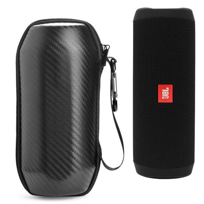Juce® Étui Rigide pour JBL Flip 4 Housse de Transport Sac de Rangement  Enceinte portable Bluetooth 0422007459d
