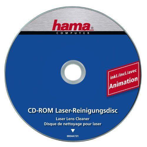 NETTOYAGE - ENTRETIEN Hama Disque de nettoyage pour lecteur CD-ROM Im…
