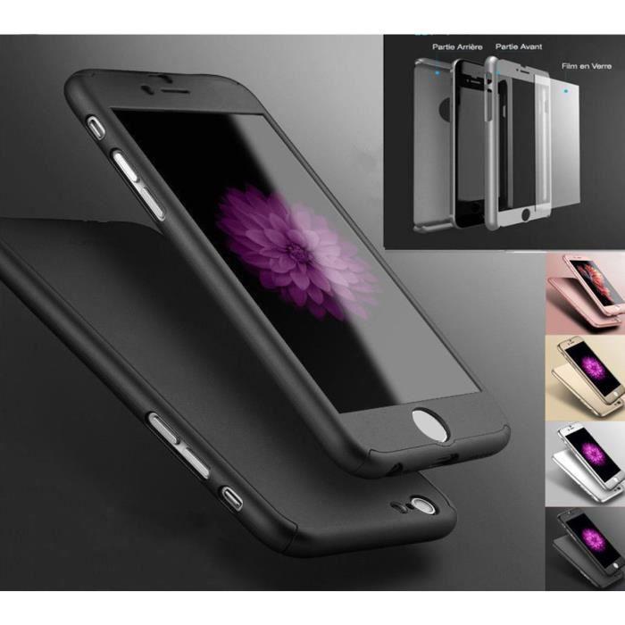 iphone 8 plus coque 360