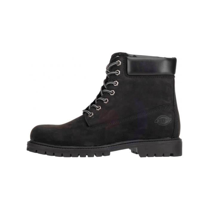 Bottes Dickies Fort Worth Noir LnvAw