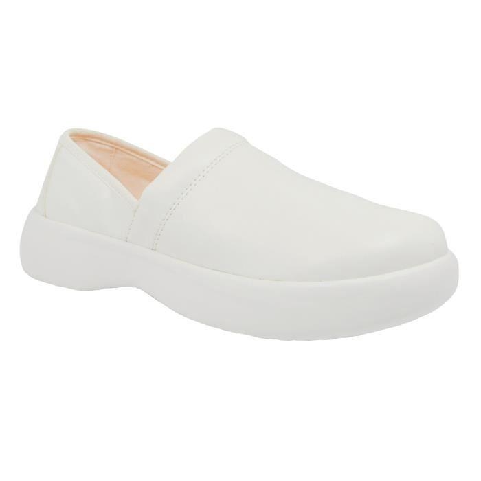 Femmes Slip Pro Chaussures de travail P8HCB Taille-41