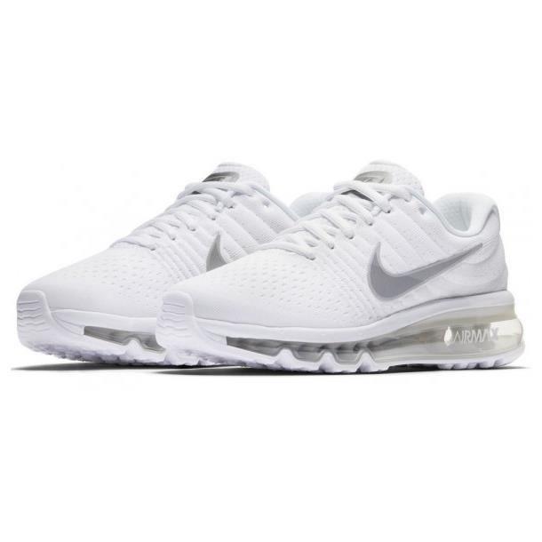 1ec4779bff5a Air Achat Nike Metallique 100 2017 Max 851622 Blancargent Vente d0Oq0r