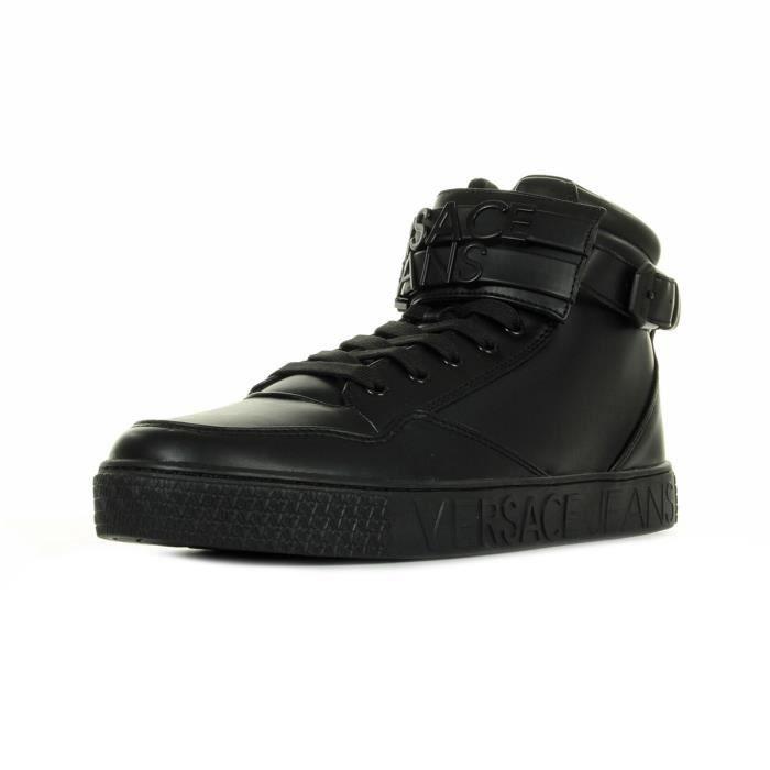Baskets Versace Linea Cassetta Pers Dis 1 Noir Noir - Achat   Vente ... ef53ec8417a