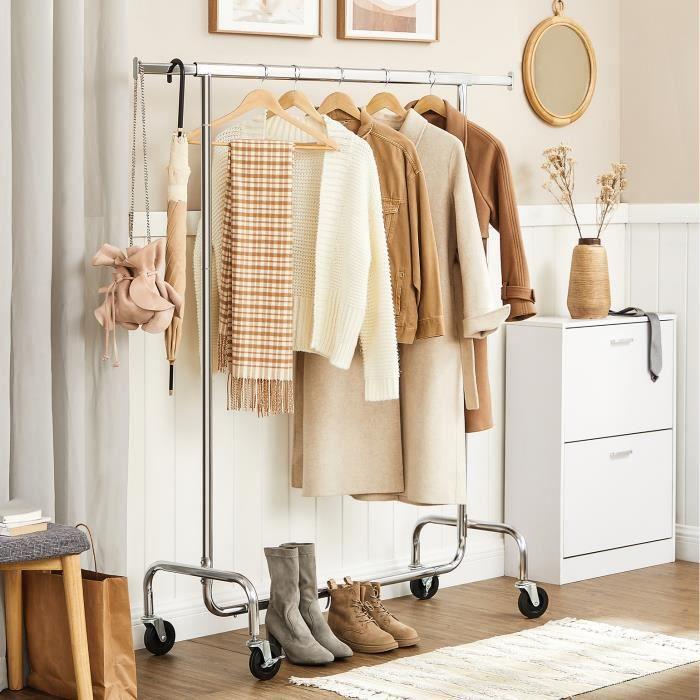 portant professionnel pour vetement le site d co. Black Bedroom Furniture Sets. Home Design Ideas