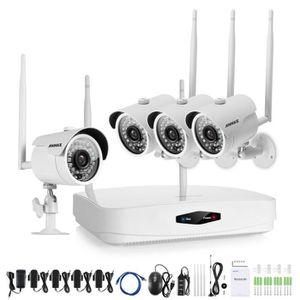 camera de surveillance sans fil exterieur achat vente camera de surveillance sans fil. Black Bedroom Furniture Sets. Home Design Ideas
