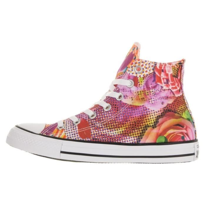 Converse Womens Chuck Taylor All Star Prints Sneaker K2T5A Taille-38 1-2