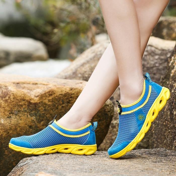 Jeunes Sport Voyage Femmes Occasionnels Chaussures Mocassins