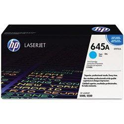 HP Pack de 1 Cartouche de Toner 645A Colour LaserJet Original - 13 000 pages - Cyan