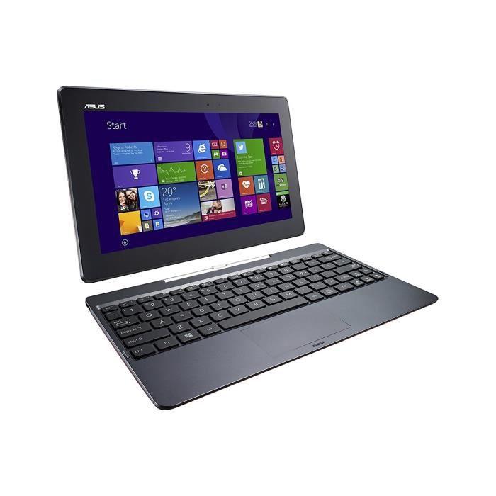 ASUS PC Portable reconditionné T100TAF-BING-DK031B écran tactile 10.1\