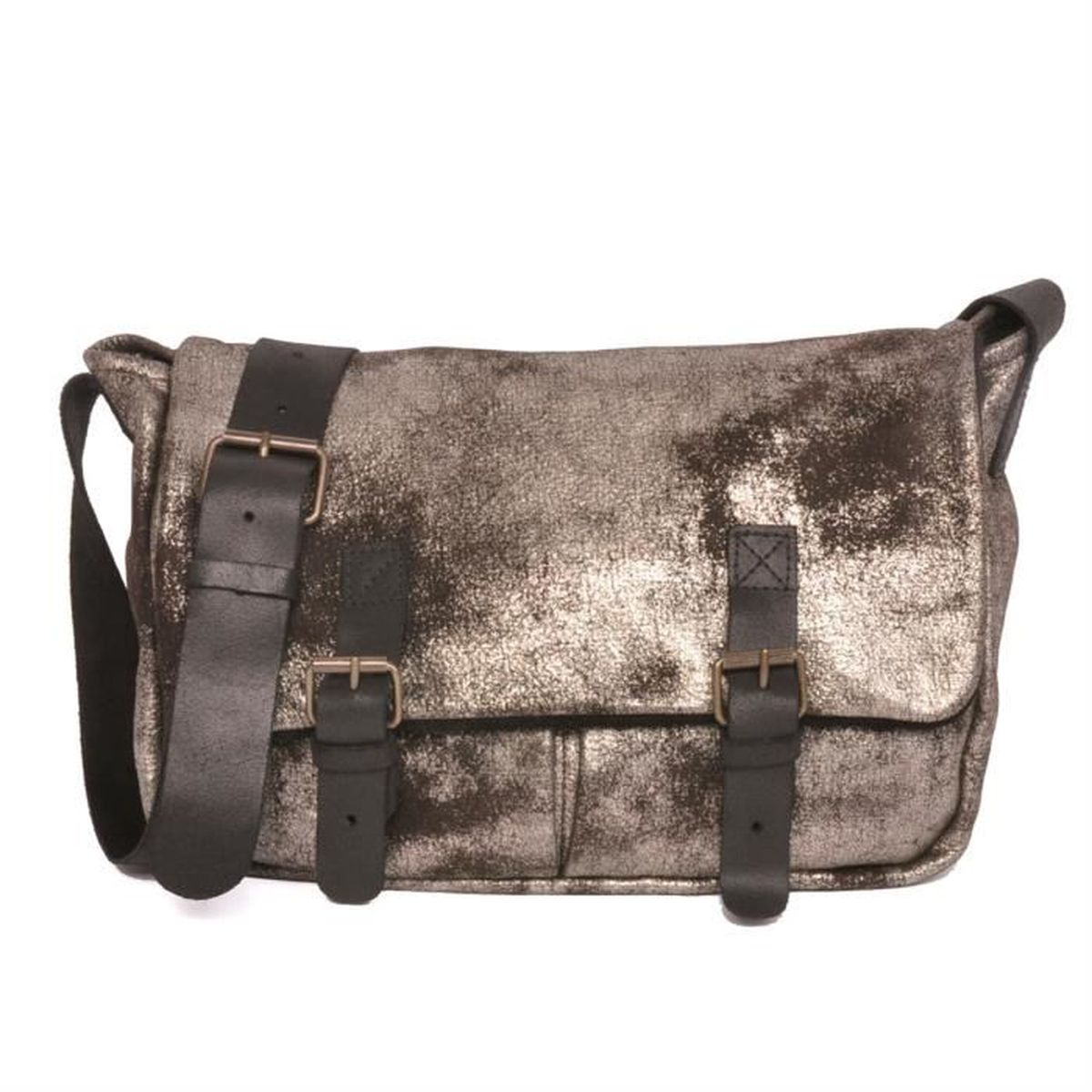 5968ee66f3 BESACE - SAC REPORTER Sac Besace Postier Musette Fabrication Française E