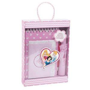 Disney Amscan Lot de 20/articles de papeterie motif princesse Accessoires de f/ête