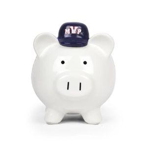TIRELIRE Mvp Baseball Porcelain Piggy Bank 2BG9GC