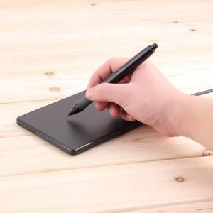 PAVÉ NUMÉRIQUE  1 Pc Huion H420 Pro Smart Graphics Tablet Dessin