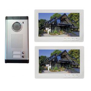 visiophone platine de rue achat vente visiophone platine de rue pas cher soldes d s le 10. Black Bedroom Furniture Sets. Home Design Ideas