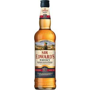 WHISKY BOURBON SCOTCH SIR EDWARDS Smoky Whisky - 70 cl - 40 %