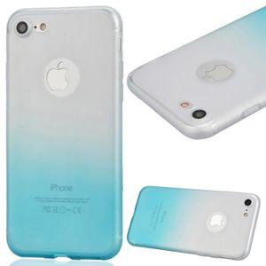 coque iphone 7 silicone transparente croix