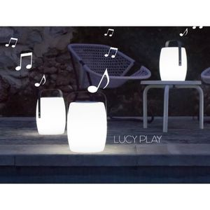 LAMPE DE POCHE Baladeuse musicale Lucy Play