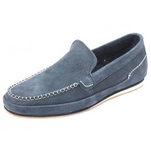 MOCASSIN NEW LOAFER M BLU - Chaussures Homme Timberland