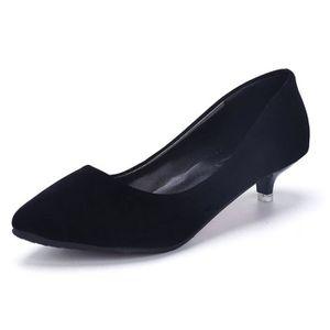ESCARPIN Tomwell Femme Printemps Kitten Talons Chaussures P