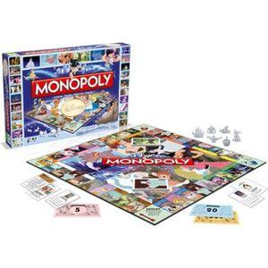 JEU SOCIÉTÉ - PLATEAU DISNEY CLASSIC Monopoly