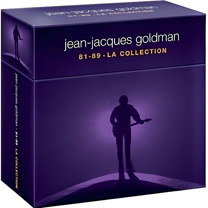 CD VARIÉTÉ FRANÇAISE JEAN JACQUES GOLDMAN