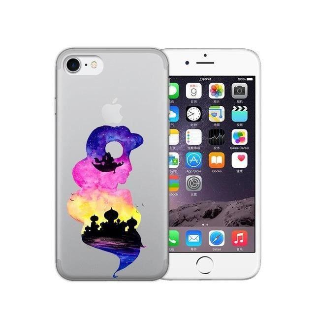 coque iphone 8 aladdin