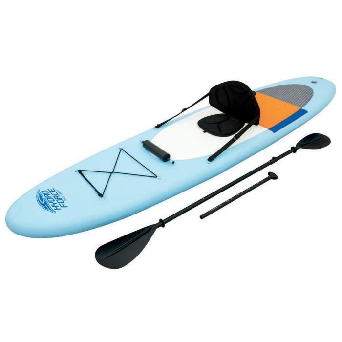 paddle gonflable paddle coastliner sup kay bestway uni bleu ciel prix pas cher cdiscount. Black Bedroom Furniture Sets. Home Design Ideas