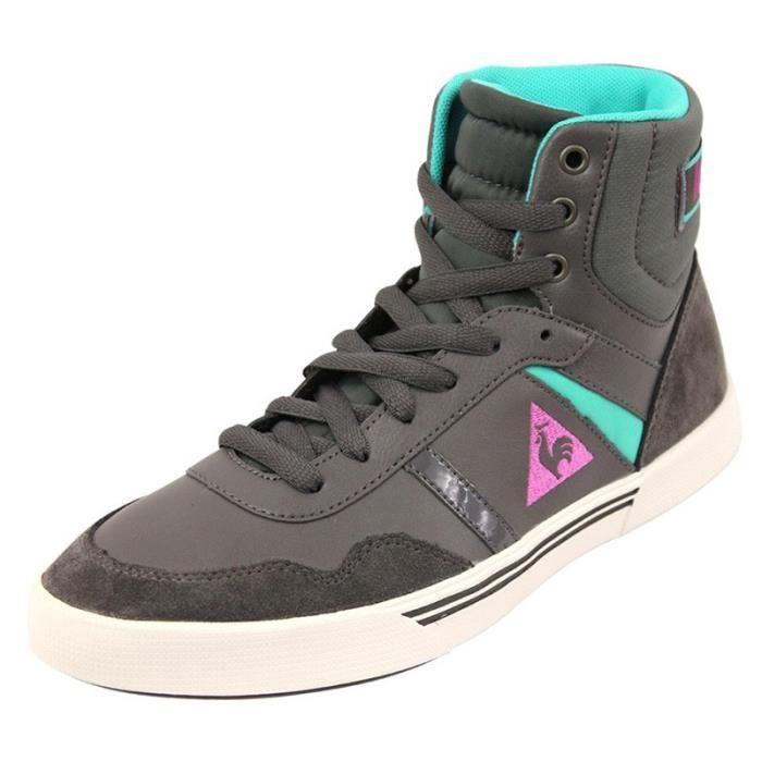 Lea Chaussures Lecourbe W Coq Gris Sportif Le Femme Gri 5q1Uf4w