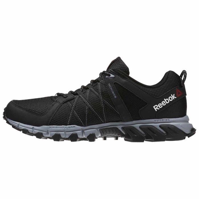 Reebok Sport Trailgrip RS Noir-Rouge - Chaussures Chaussures-de-running Femme
