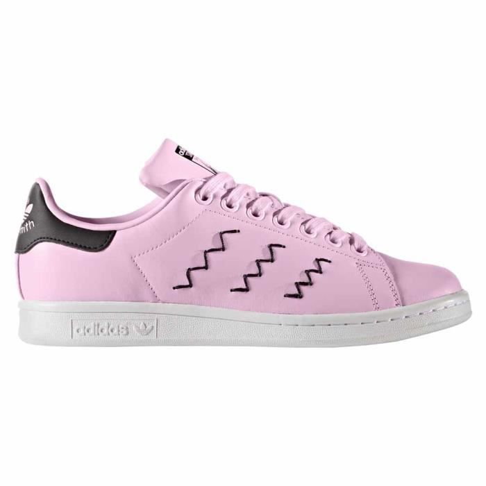 be17b90aa2be58 Chaussures femme Baskets Adidas Originals Stan Smith Multicolor ...