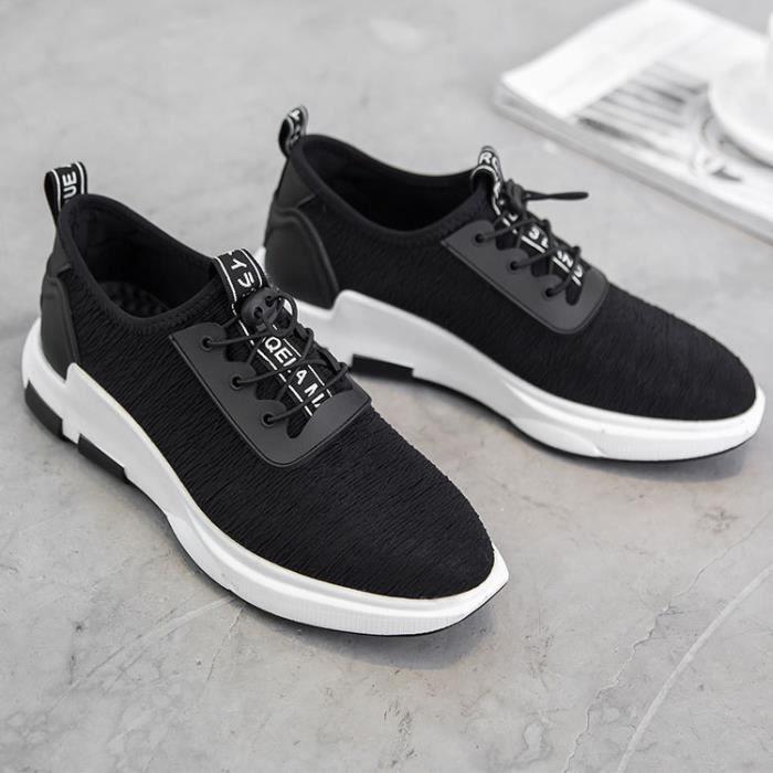 baskets chaussures de sport respirantes chaussures de course chaussures de coussin d'airHommes et Hommes exKFrH