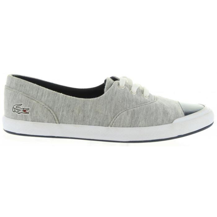 Chaussures pour Femme LACOSTE 31SPW0011 LANCELLE 007 GREY