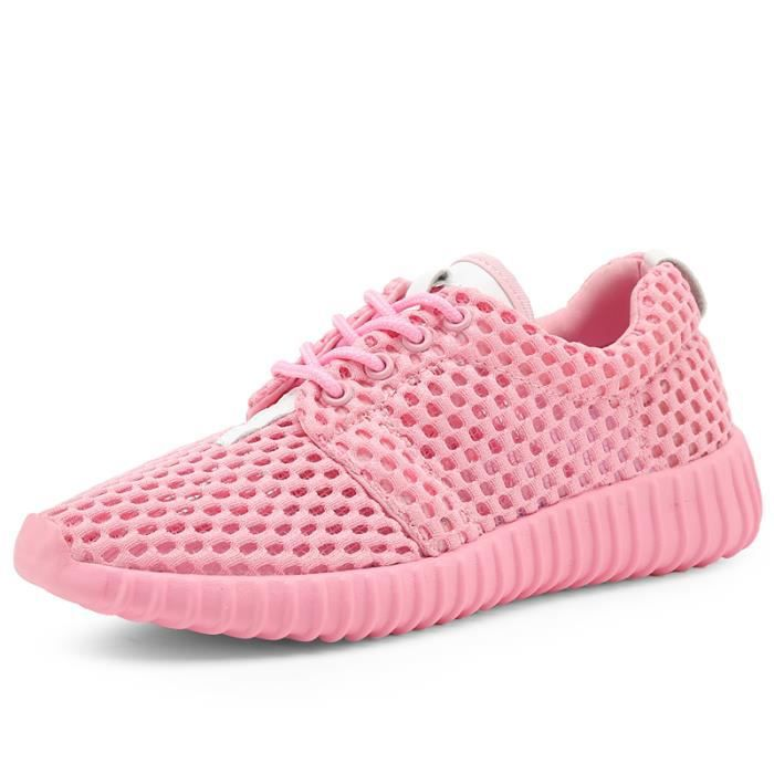 Basket course Chaussures sport femme Sneakers respirant 8hkxg9