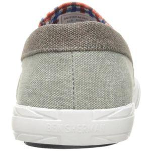 Ben Sherman Pete Slip On Sneaker C0C84 Taille-39 1-2 jR4tWW7Y
