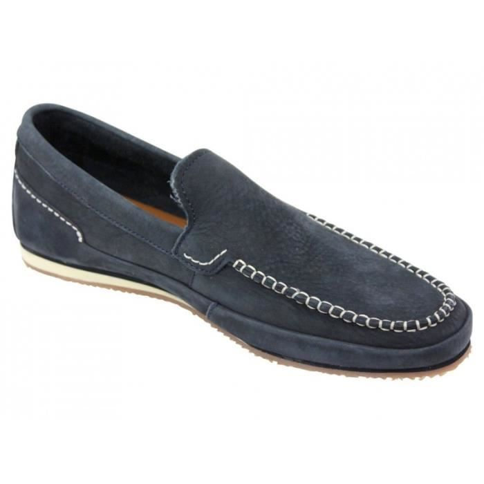 NEW LOAFER M BLU - Chaussures Homme Timberland vpGhHg