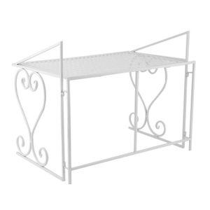 etagere micro onde achat vente etagere micro onde pas cher soldes d s le 10 janvier cdiscount. Black Bedroom Furniture Sets. Home Design Ideas