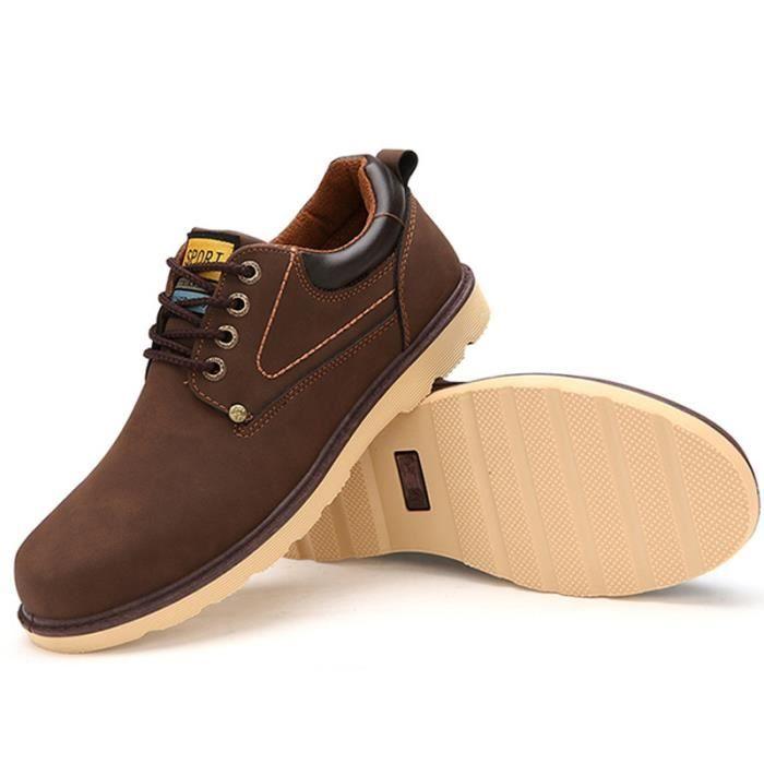 Chaussures Durable Cht Marron En Martin Cuir Bottes rCoeQxBEdW