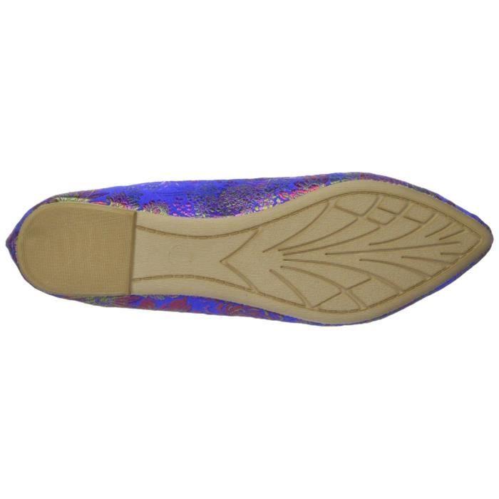 Femmes Qupid Chaussures Plates