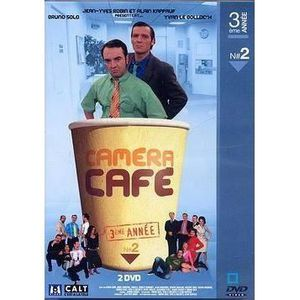 DVD SPECTACLE DVD Camera cafe, 3eme annee, partie 2