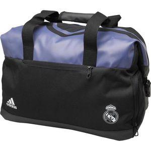 SAC DE SPORT Grand Sac de Sport Adidas Réal de Madrid Noir et V