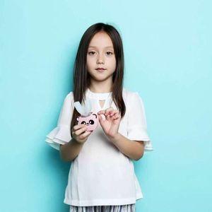 BROSSE A DENTS ÉLEC Rose Brosse à dents rechargeable pour enfants de p
