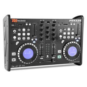 PLATINE DJ Power Dynamics PDX125 table de mixage controleur 2